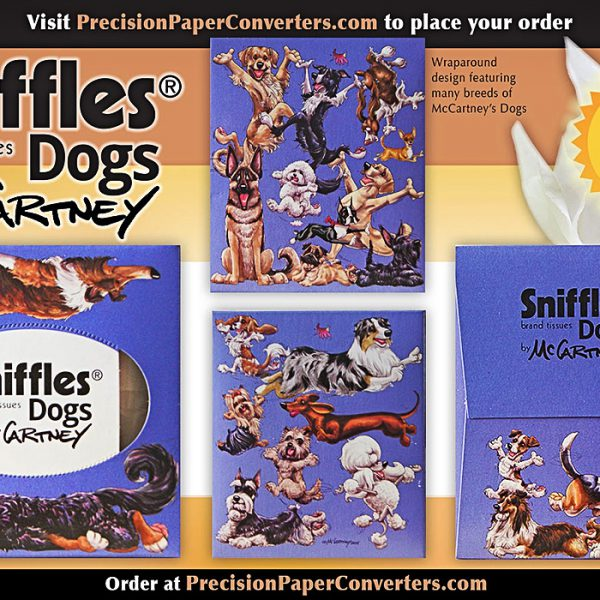 Sniffles® McCartney Dogs